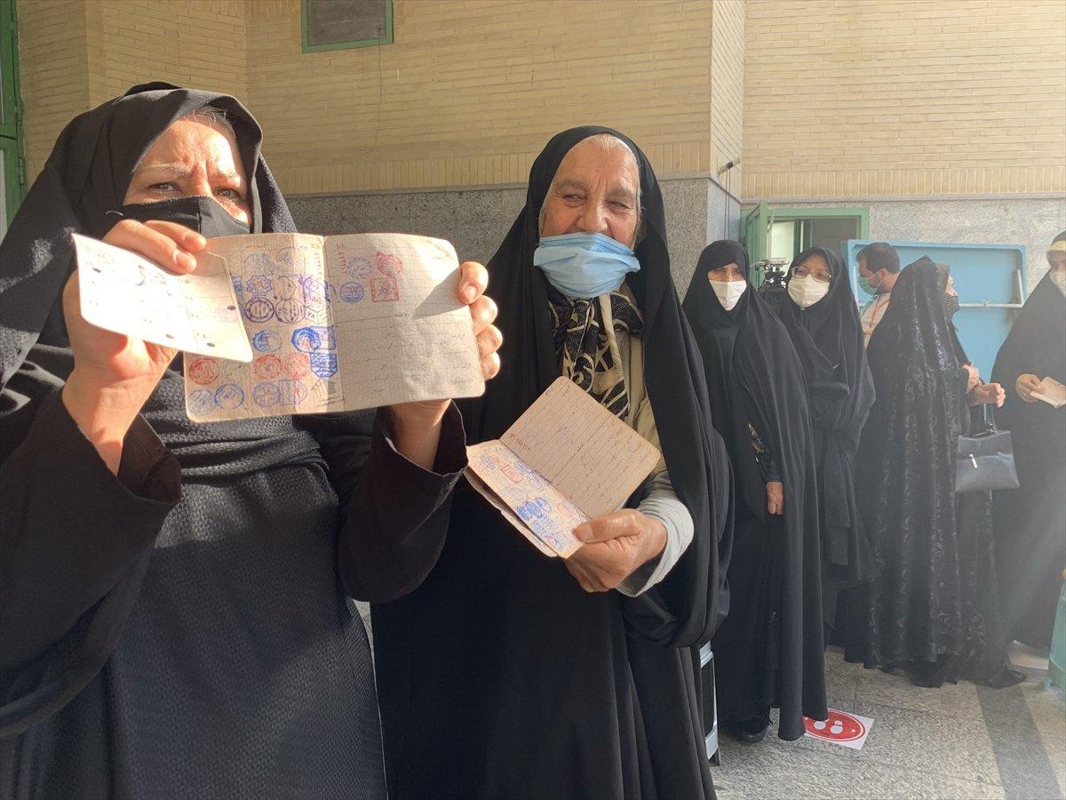 İran da Cumhurbaşkanlığı seçimi heyecanı #12