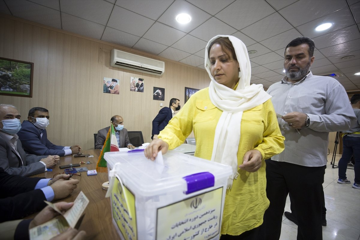 İran da Cumhurbaşkanlığı seçimi heyecanı #6