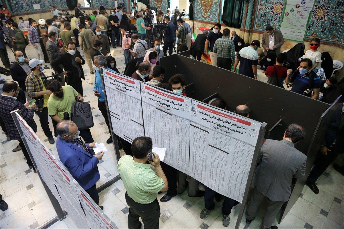İran da Cumhurbaşkanlığı seçimi heyecanı #10