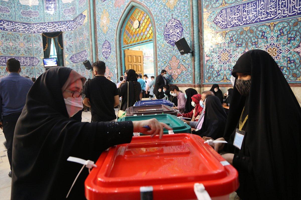 İran da Cumhurbaşkanlığı seçimi heyecanı #4