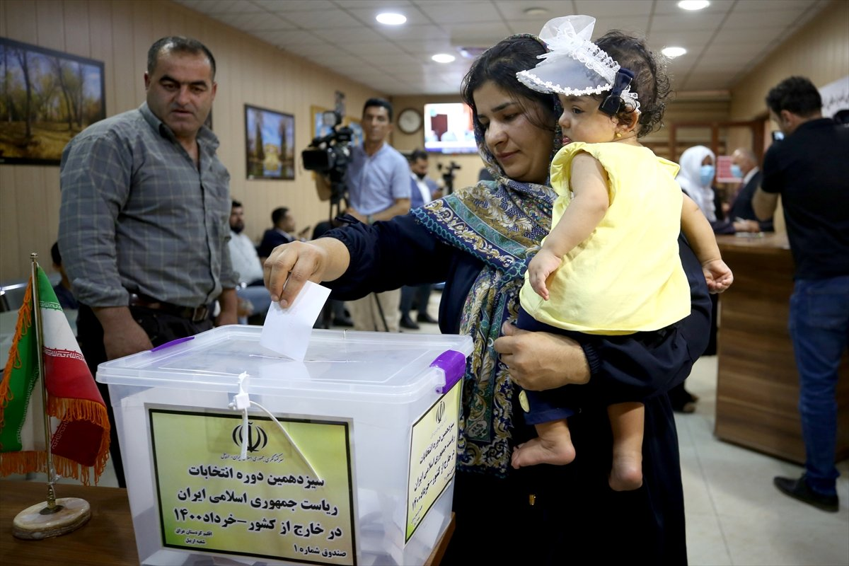 İran da Cumhurbaşkanlığı seçimi heyecanı #5