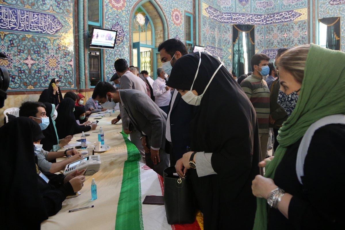 İran da Cumhurbaşkanlığı seçimi heyecanı #2