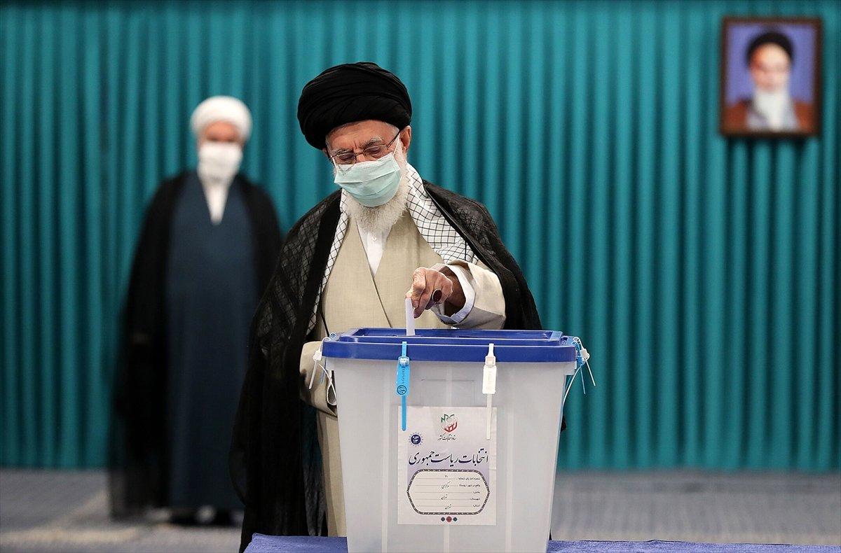 İran da Cumhurbaşkanlığı seçimi heyecanı #1