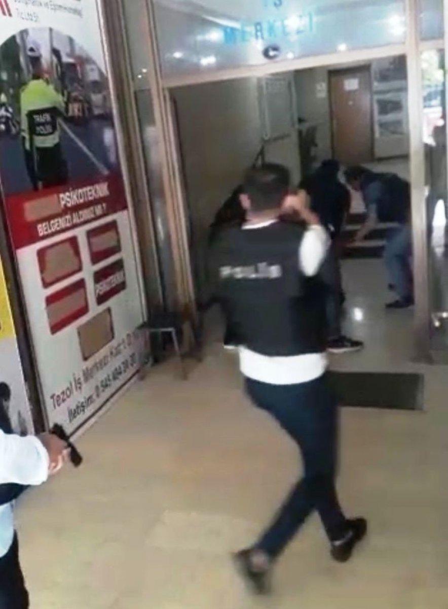 HDP İzmir il binası saldırganı tutuklandı #1