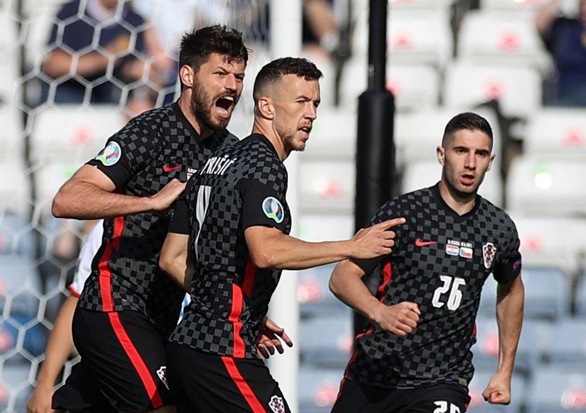 Hırvatistan ile Çekya yenişemedi #2