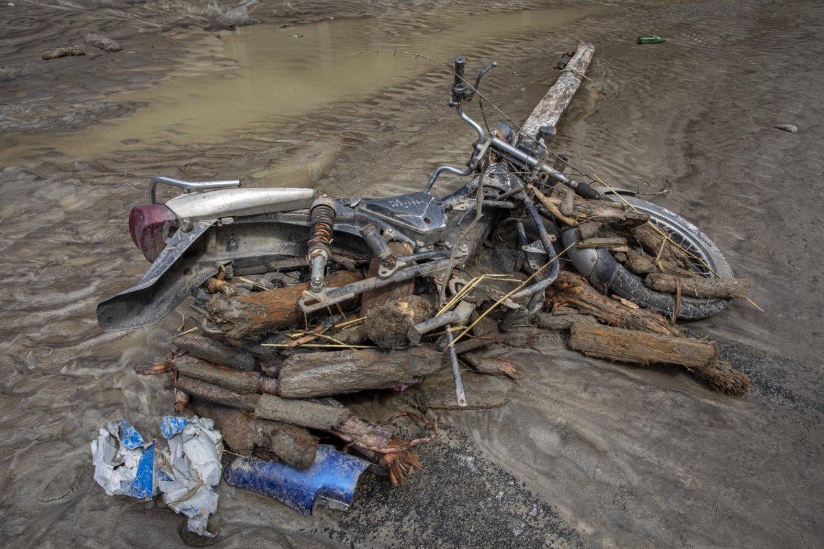 Nepal'de sel ve heyelan felaketi can aldı #1