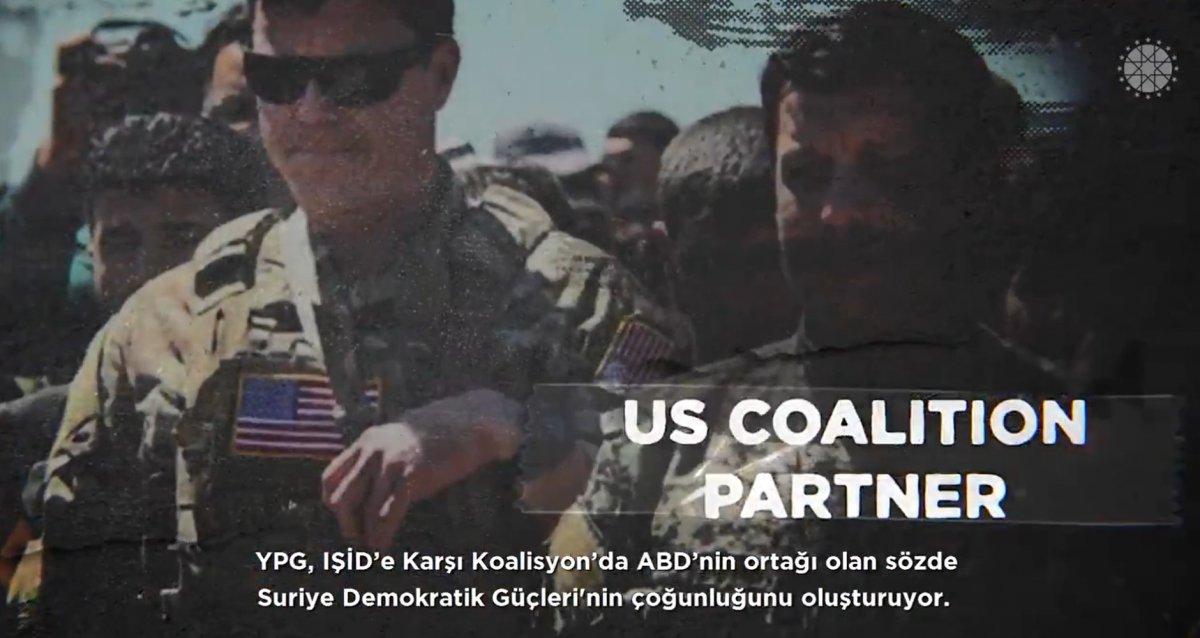 Fahrettin Altun: YPG çocukları sömürmeye devam ediyor #2