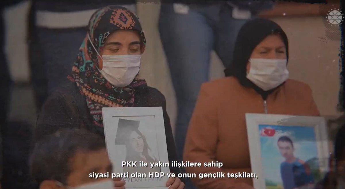 Fahrettin Altun: YPG çocukları sömürmeye devam ediyor #4
