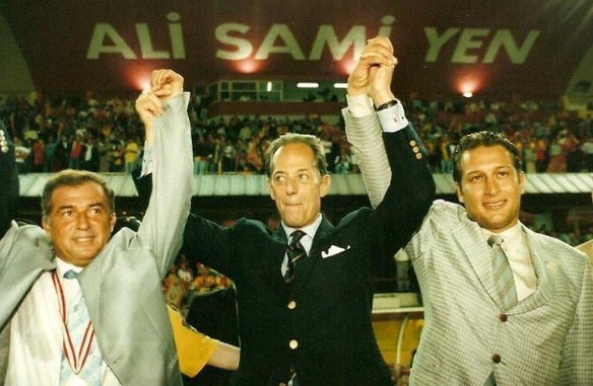 Galatasaray'ın yeni başkanı Burak Elmas kimdir #2
