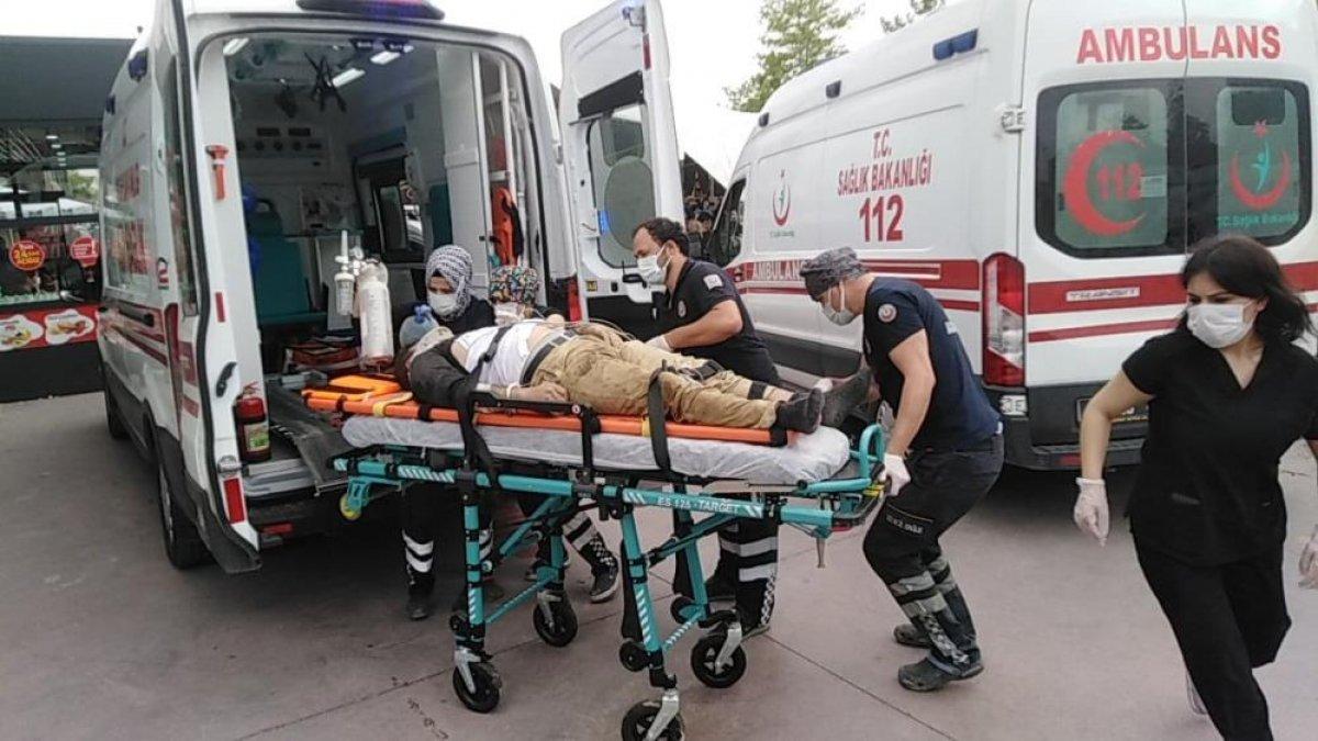 Zonguldak ta arkadaşına yardıma gelen asker, toprak altında can verdi #5