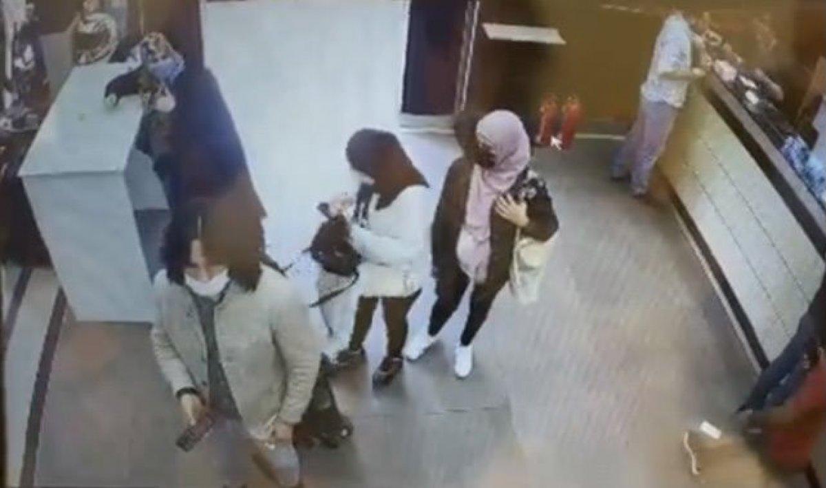 Fatih'te Çeçen turist soyuldu  #2