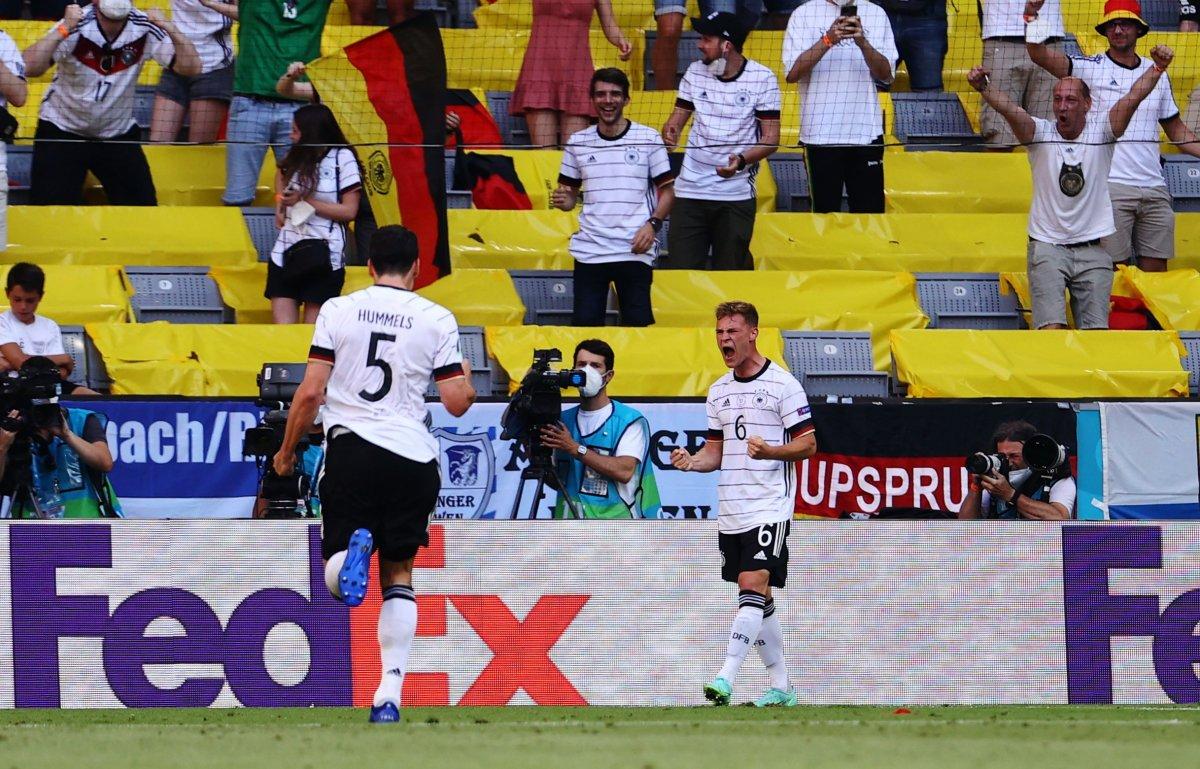 Almanya, Portekiz i 4 golle mağlup etti #1