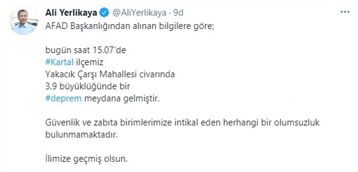İstanbul Valisi Ali Yerlikaya: Olumsuzluk yok #2