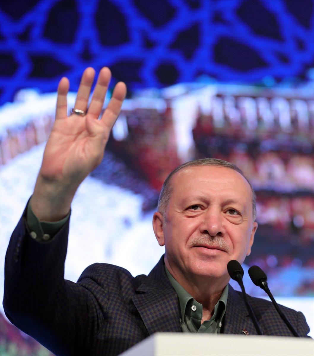 Cumhurbaşkanı Erdoğan: Bırakın gidenler gitsin #1