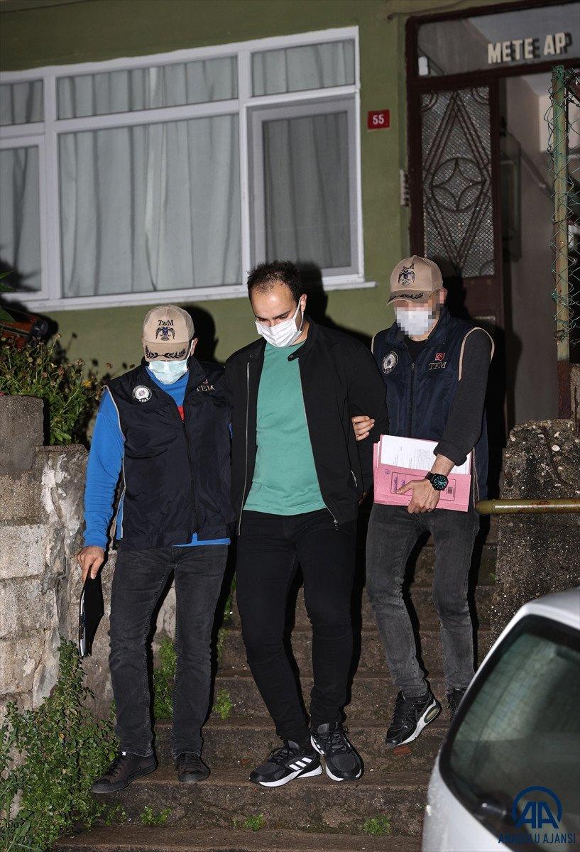 İstanbul merkezli 17 ilde FETÖ operasyonu #7