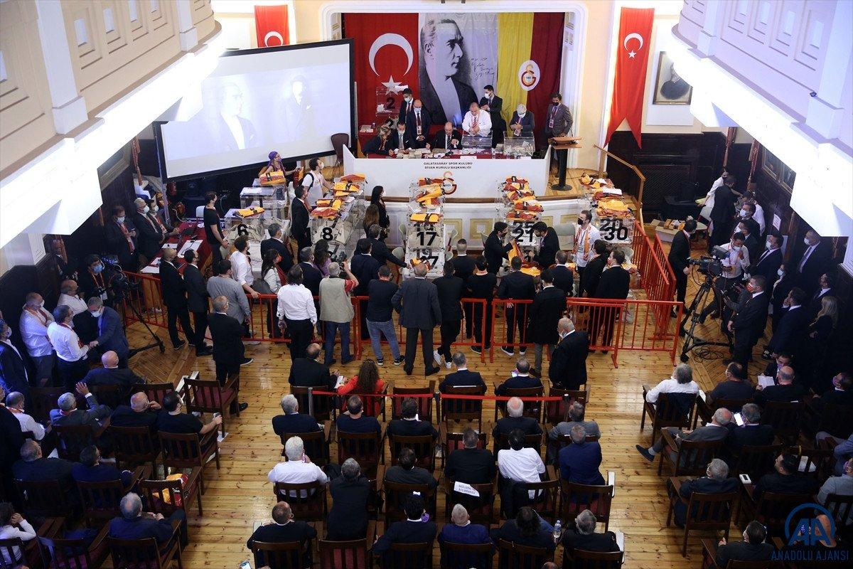 Galatasaray başkanlık seçiminde hakaret gerginliği #5