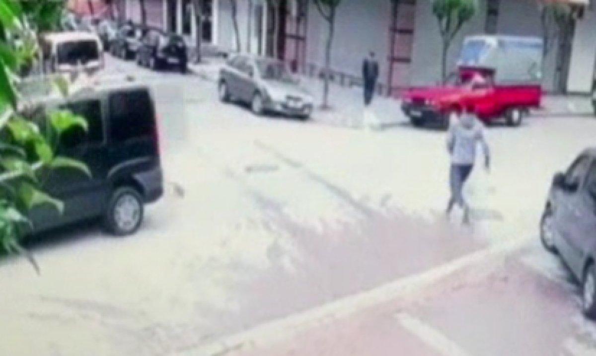 Zeytinburnu nda Çinli iş insanına gasp #4