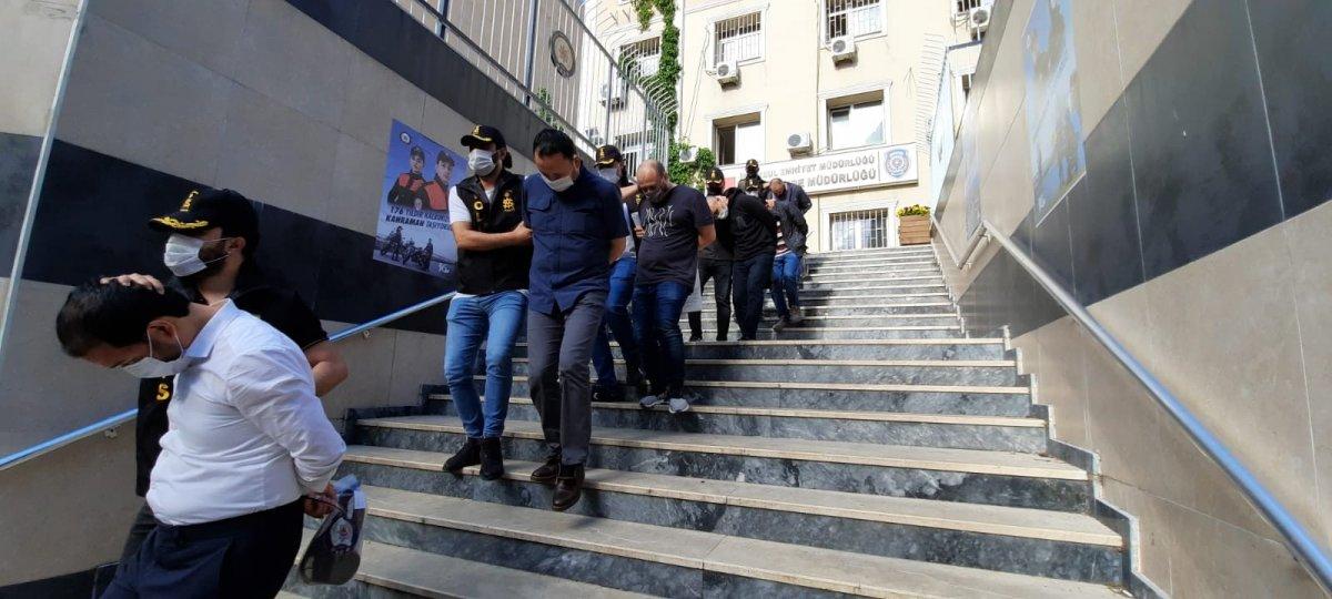 Zeytinburnu nda Çinli iş insanına gasp #1