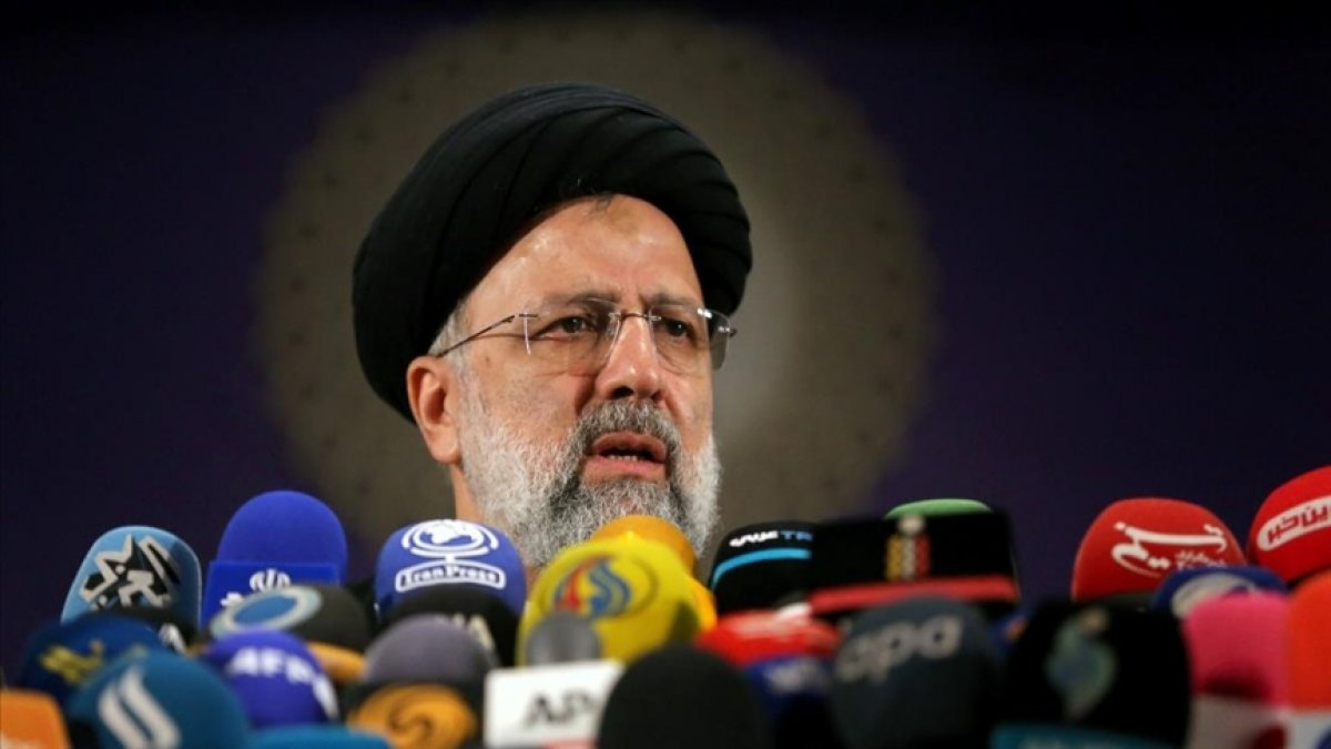 İran ın 8. Cumhurbaşkanı İbrahim Reisi oldu #1