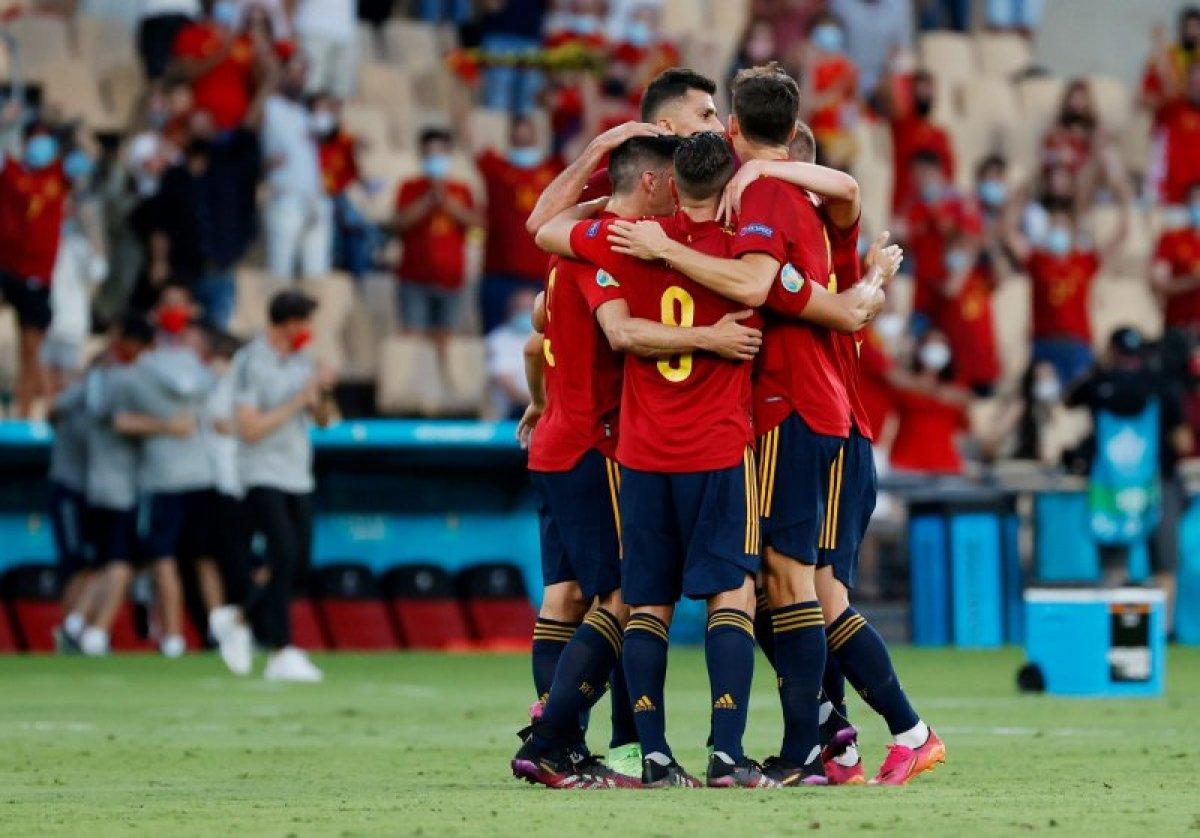 İspanya, Polonya ile berabere kaldı #1
