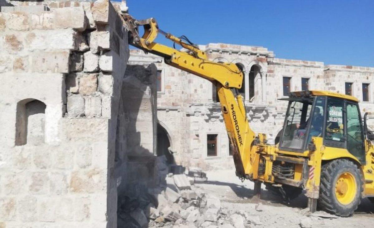 Kapadokya nın yapısını bozanlara 200 bin liraya kadar ceza #2