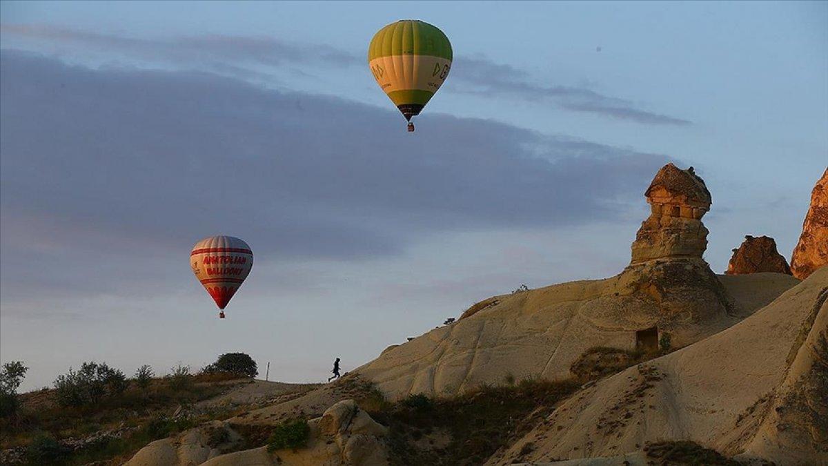 Kapadokya nın yapısını bozanlara 200 bin liraya kadar ceza #5