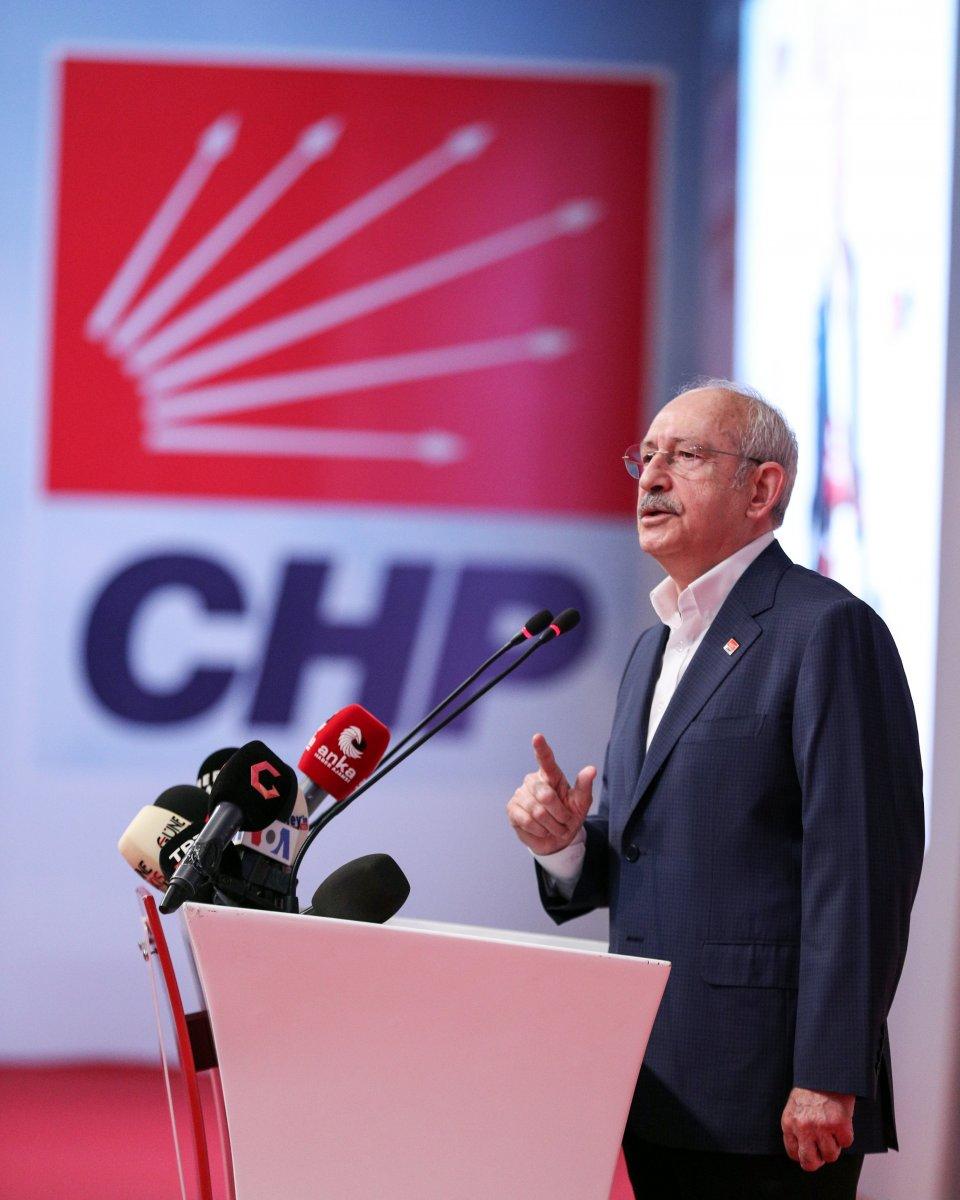 Kemal Kılıçdaroğlu: Oylarımız artmıyor #1