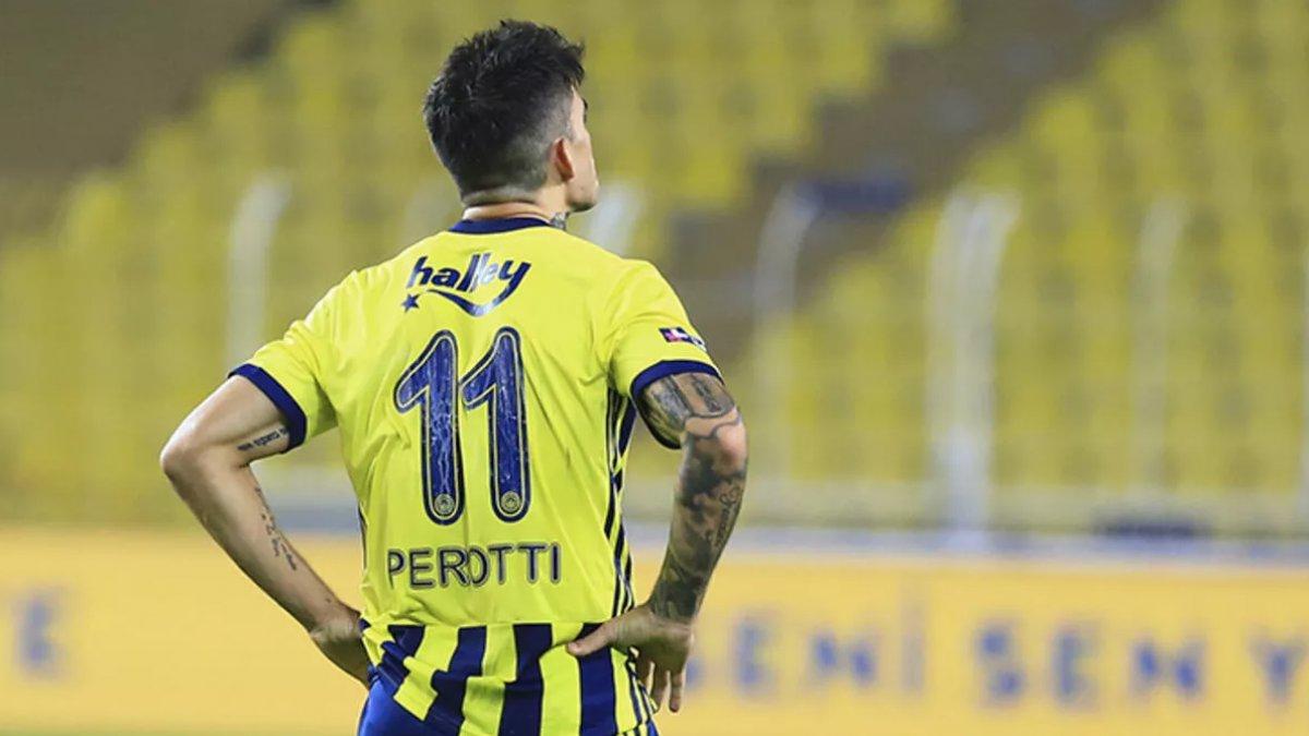 Perotti: İtalya ya dönmek istiyorum #4