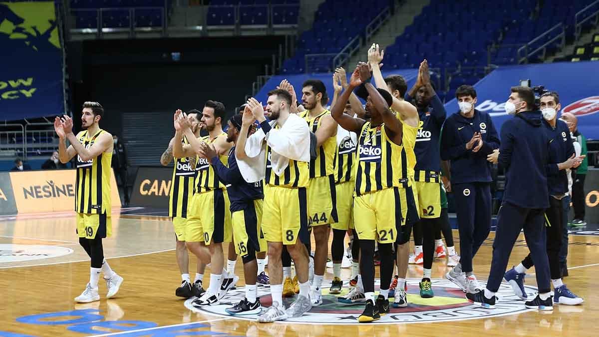 Fenerbahçe basketbolda ikinci takım için TFF ye başvurdu #1
