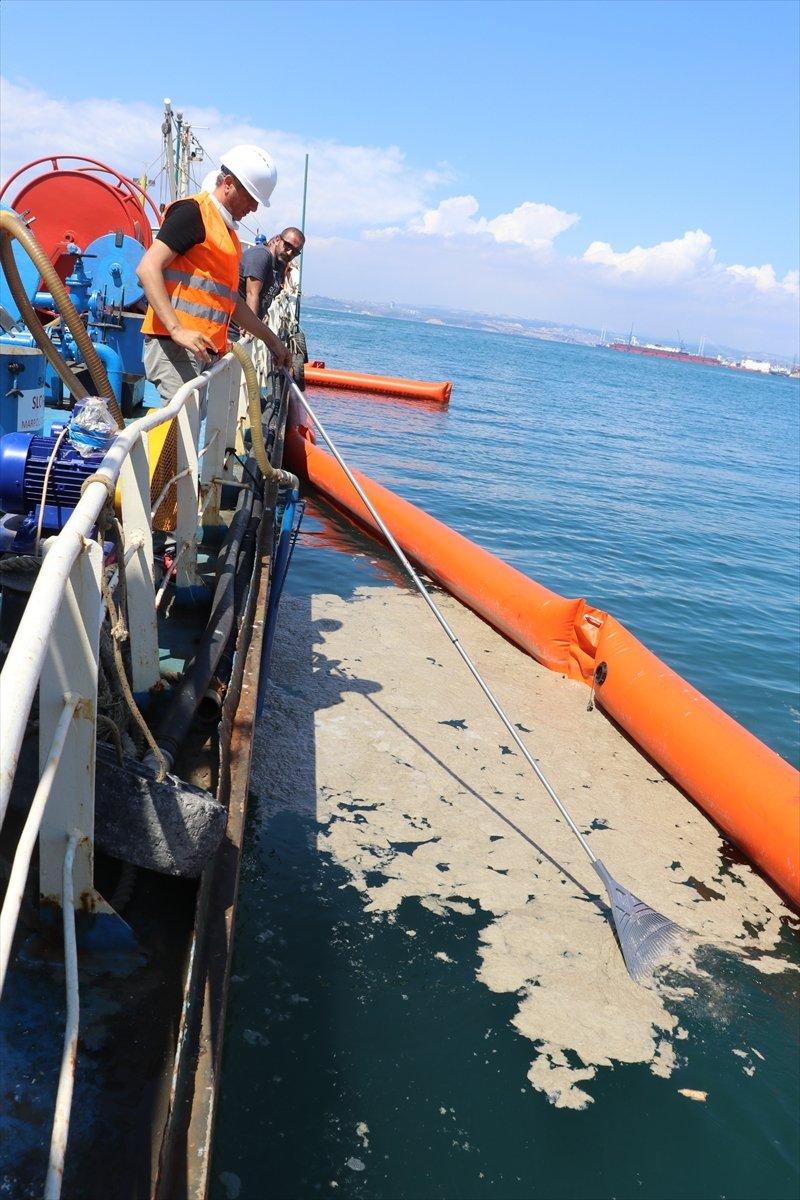 Murat Kurum: 11 günde 4 bin 202 metreküp müsilaj temizlendi #1