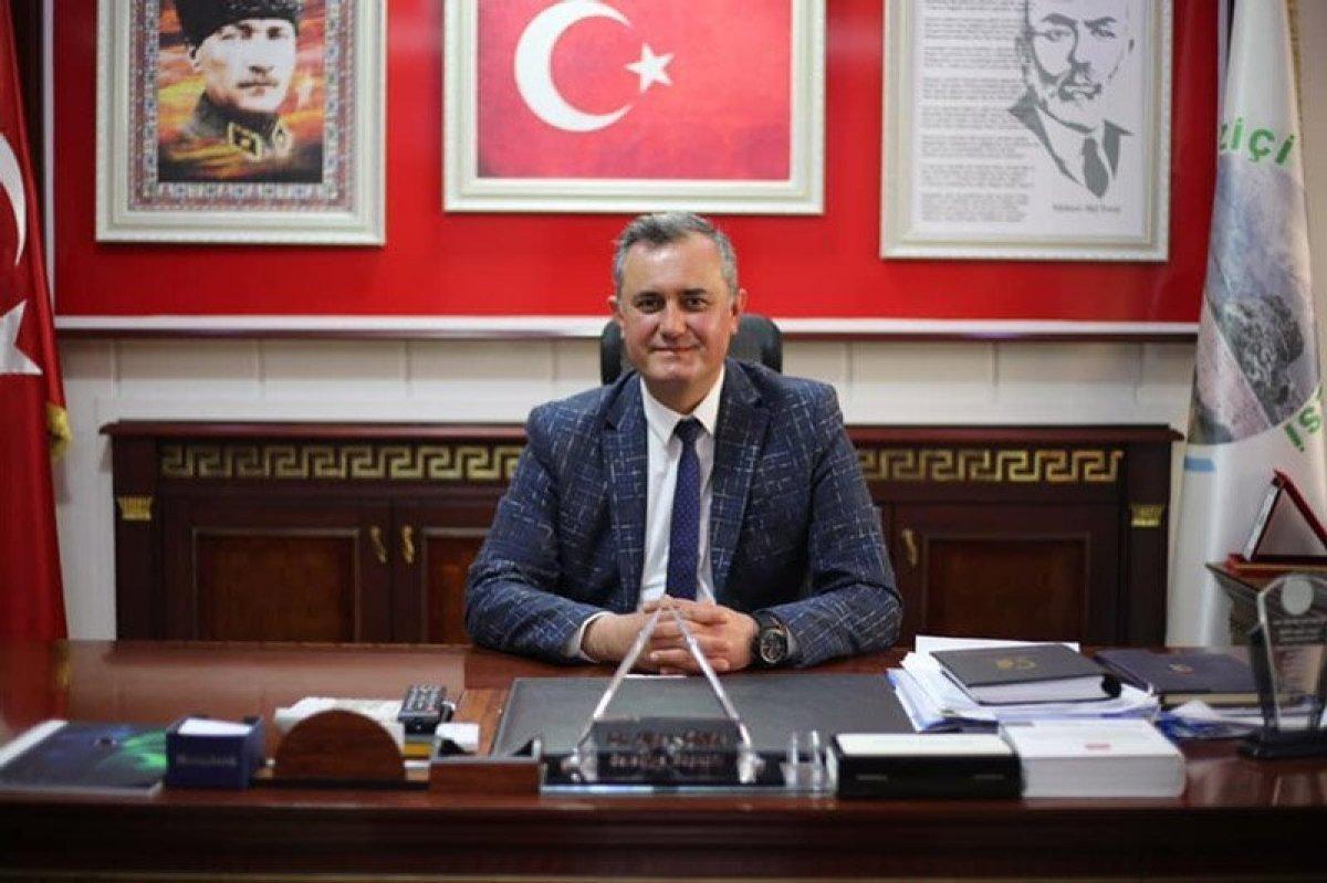 Düziçi Belediye Başkanı Alper Öner, AK Parti ye geçti #1