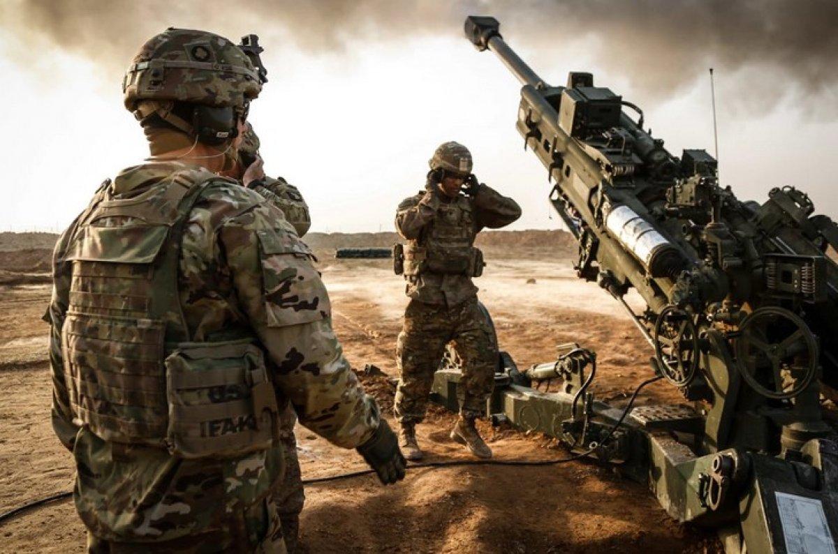 Pentagon: ABD ordusu Orta Doğu daki askeri varlığını azaltacak #1