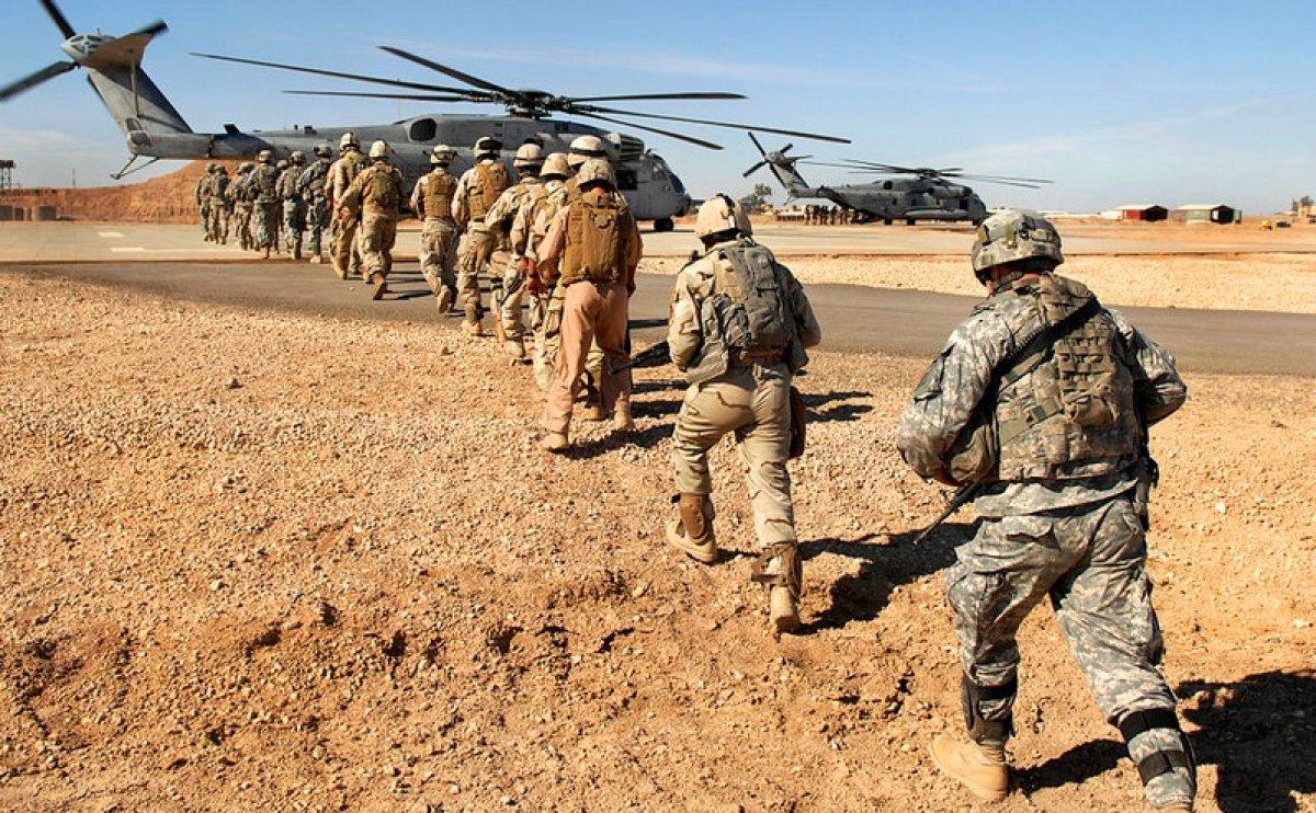 Pentagon: ABD ordusu Orta Doğu daki askeri varlığını azaltacak #3