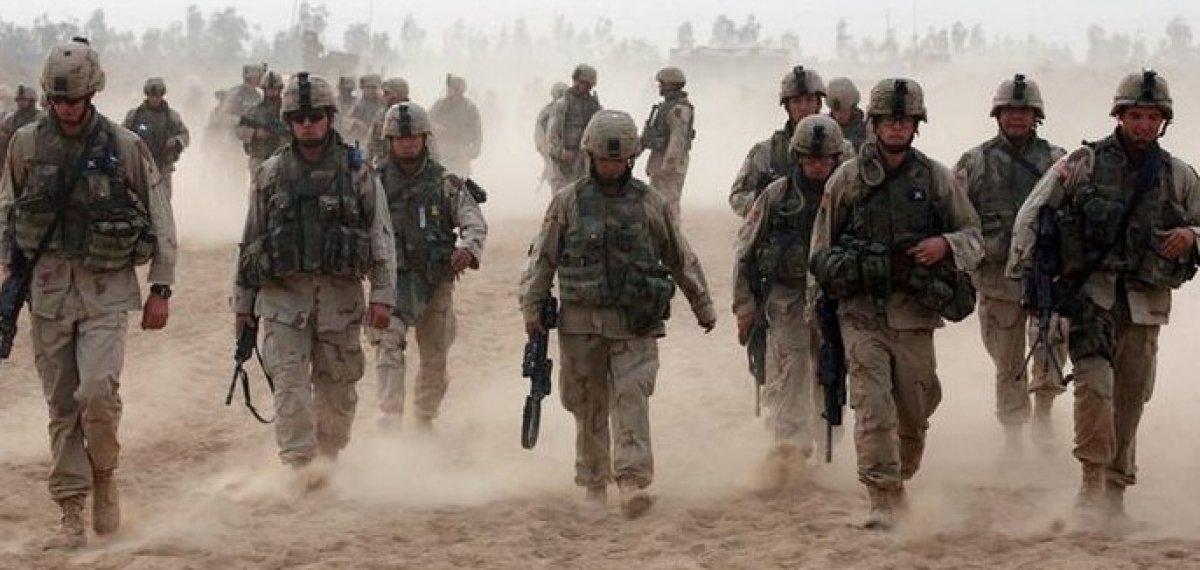 Pentagon: ABD ordusu Orta Doğu daki askeri varlığını azaltacak #4
