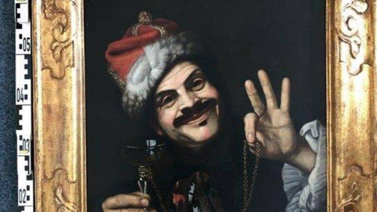 İtalya da çöpten iki çok değerli tablo çıktı #2