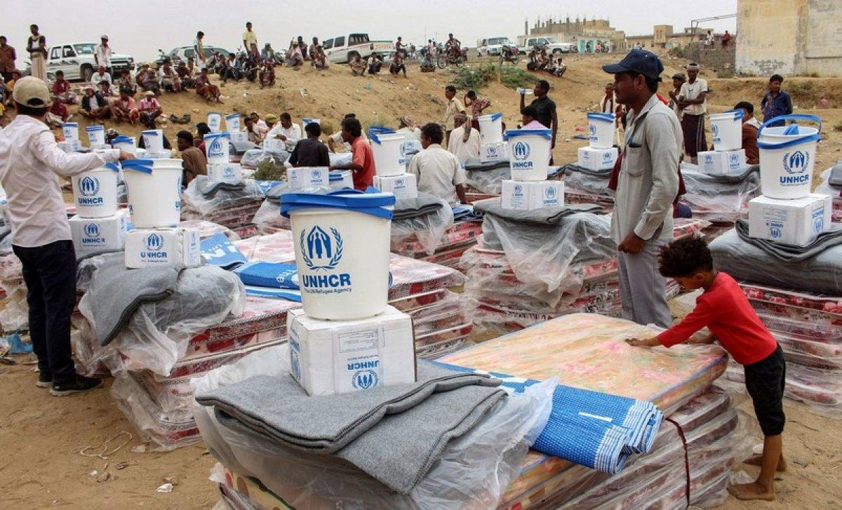 Yemen deki Husiler, BM Dünya Gıda Programını ülkeye bozulmuş gıda göndermekle suçladı #5