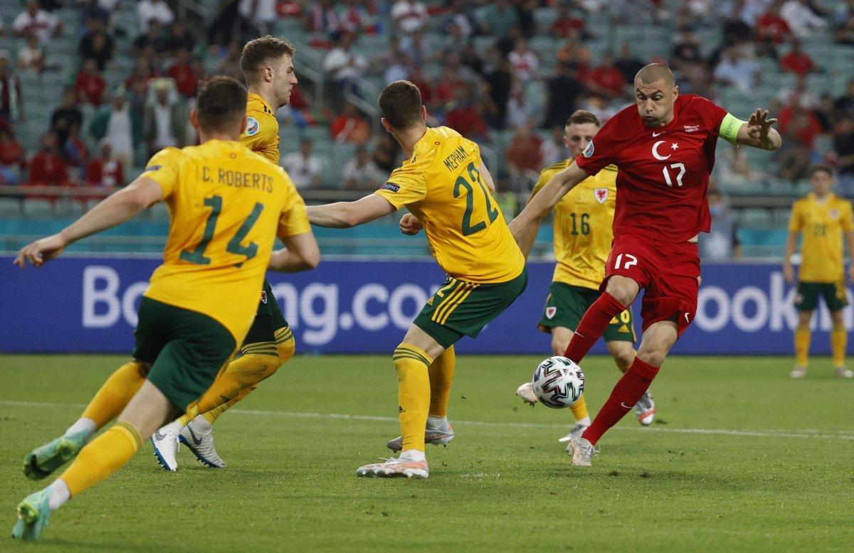 İsviçre-Türkiye maçının muhtemel 11 leri #1