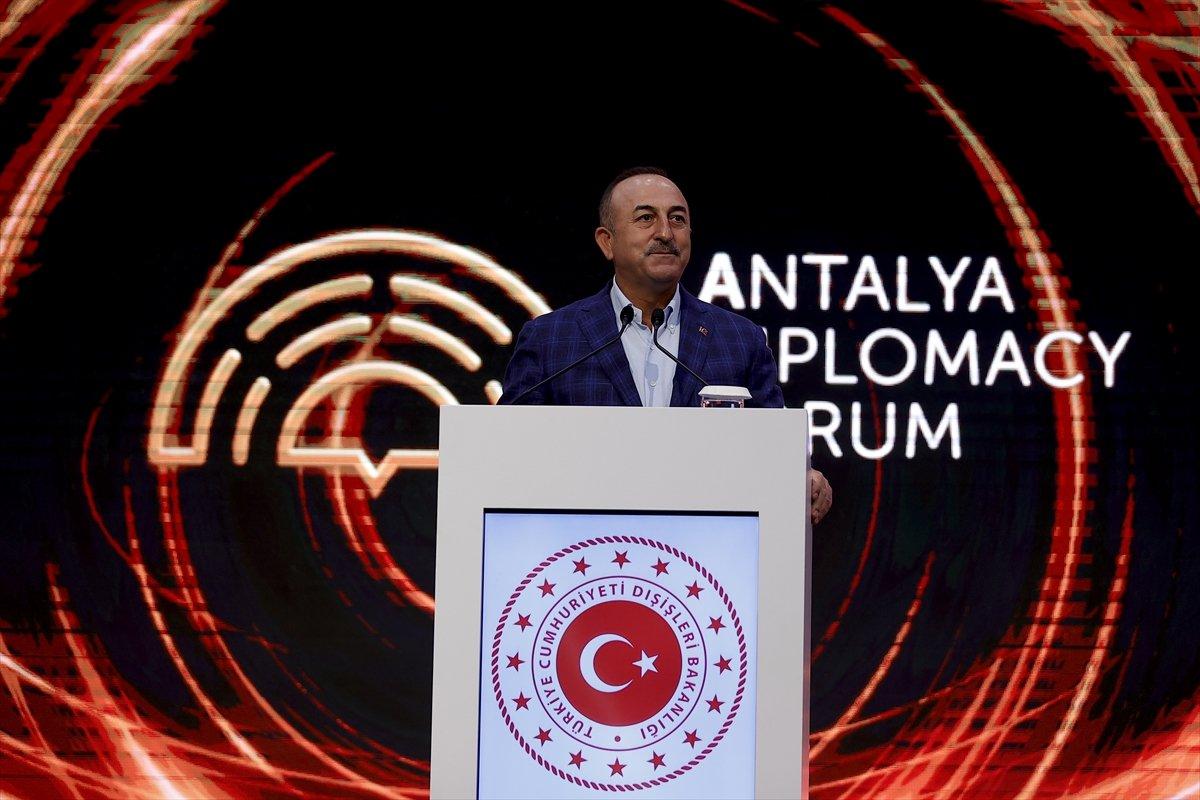 Mevlüt Çavuşoğlu: Yunanistan provokasyondan vazgeçmeli #2
