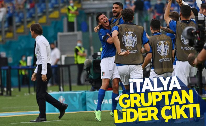 İtalya, Galler'i tek golle mağlup etti