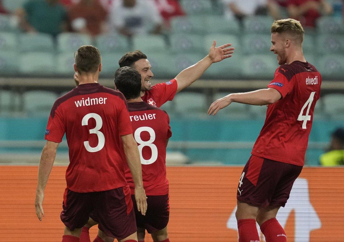 İsviçre ye de yenilen Türkiye EURO 2020 ye veda etti #1