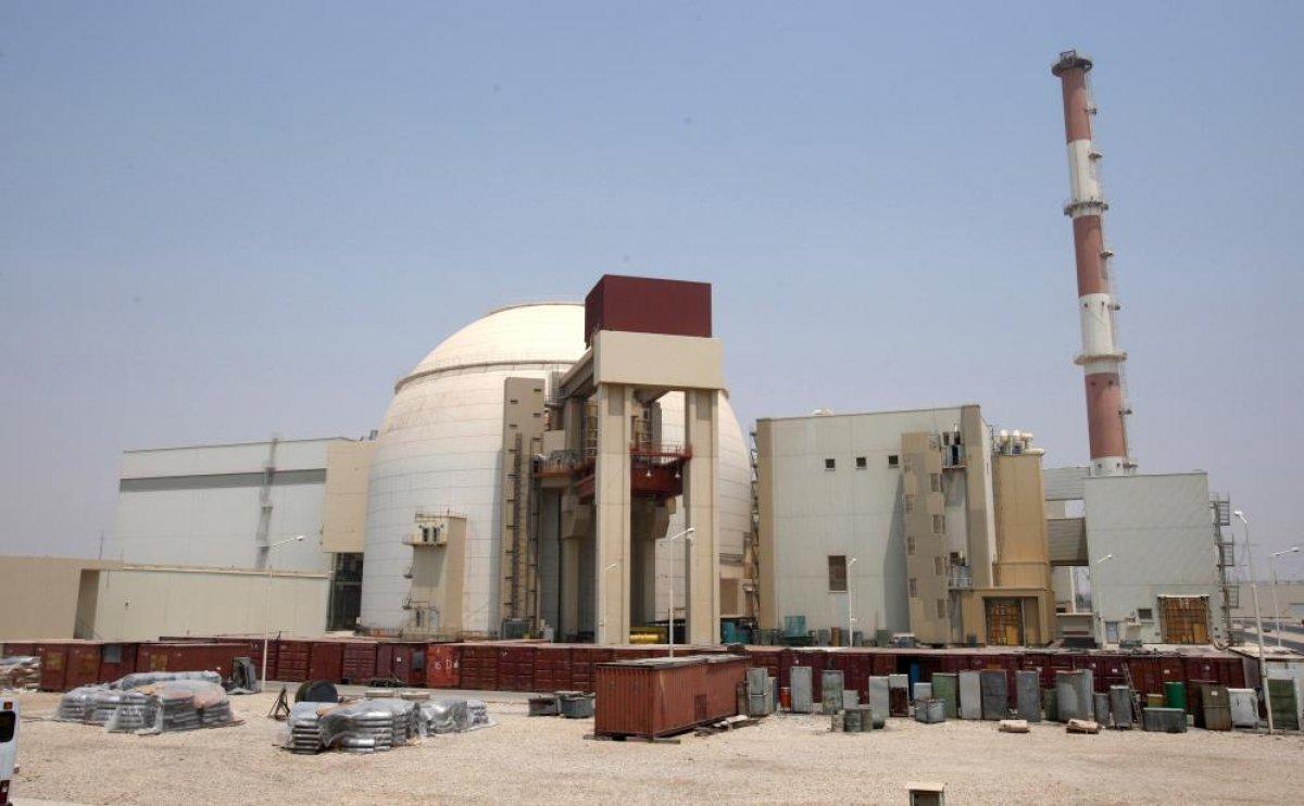 İran'da nükleer tesisin faaliyetleri durdu #1