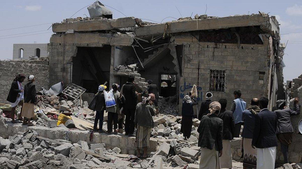 Yemen deki Husiler, BM Dünya Gıda Programını ülkeye bozulmuş gıda göndermekle suçladı #3