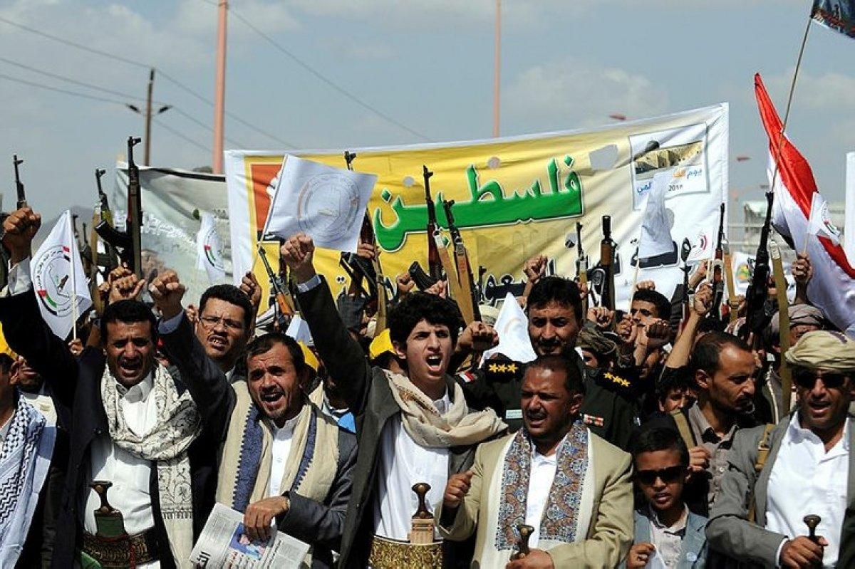 Yemen deki Husiler, BM Dünya Gıda Programını ülkeye bozulmuş gıda göndermekle suçladı #1