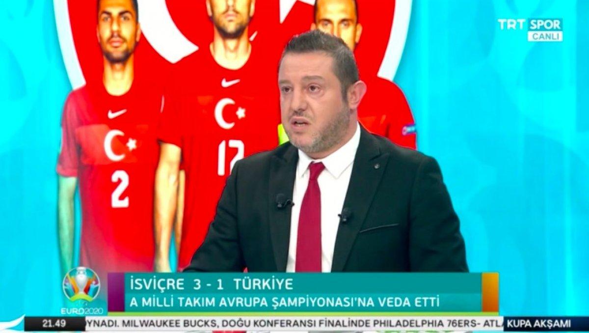 Nihat Kahveci: Bu turnuvadan alınacak derslerle ansiklopedi yazılır #2