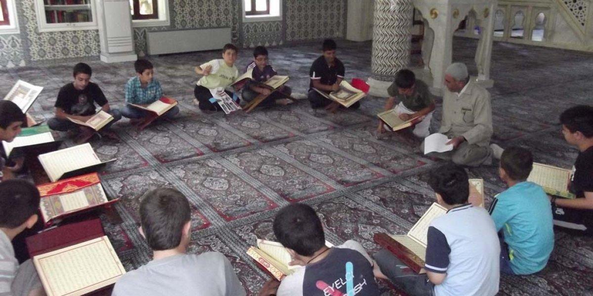 Yaz Kur an kursu kayıtları yarın başlıyor #2