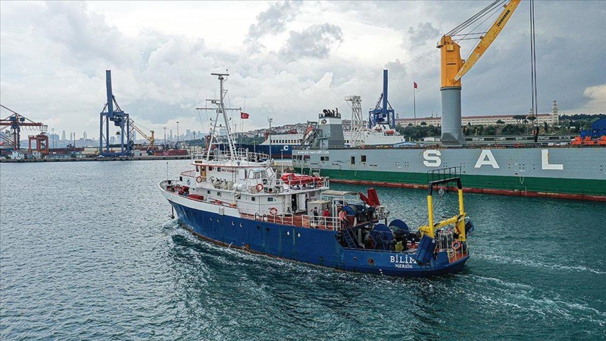 ODTÜ: Müsilaj, denizin ilk 30 metrelik tabakasında yığıldı #5