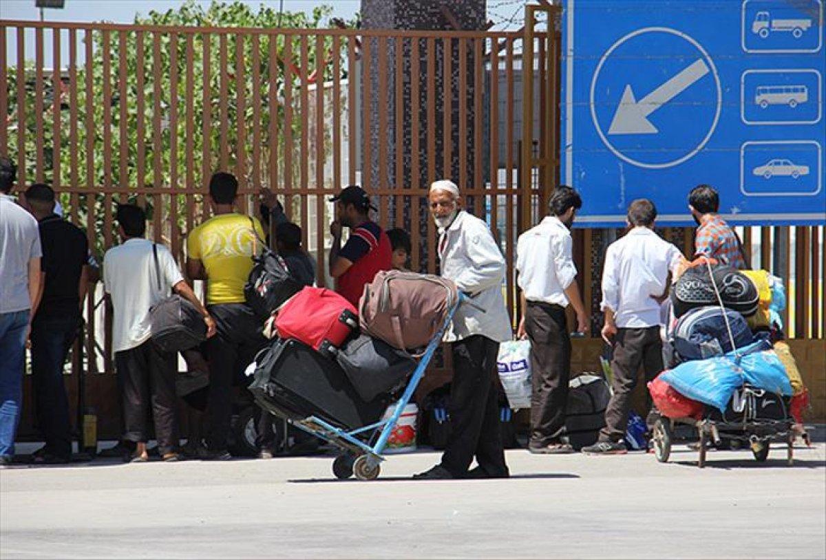 Suriyeli sığınmacıların yüzde 65'i ülkesine dönmek istiyor #1