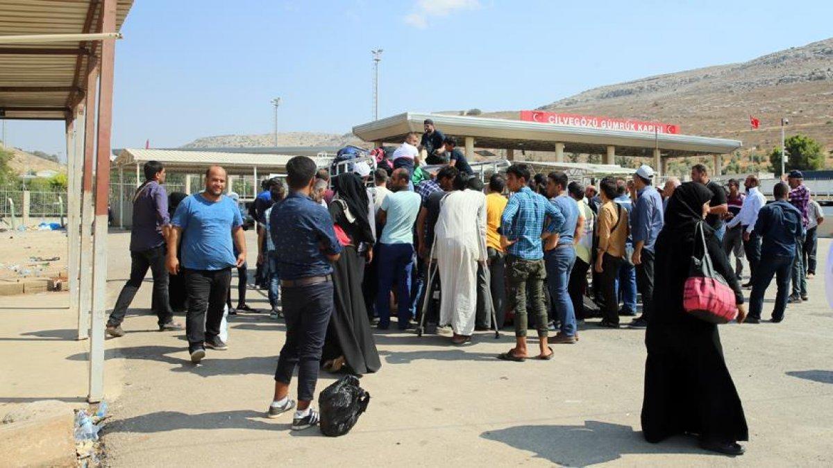 Suriyeli sığınmacıların yüzde 65'i ülkesine dönmek istiyor #3