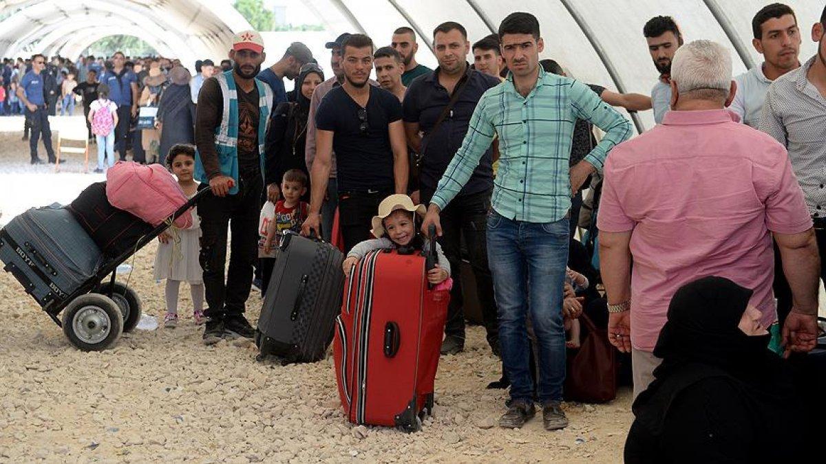 Suriyeli sığınmacıların yüzde 65'i ülkesine dönmek istiyor #2