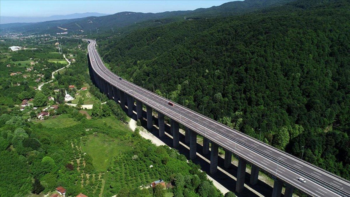 Ağaçlandırılan yollarla, yıllık 1 milyon ton emisyon azaltımı sağlandı #3